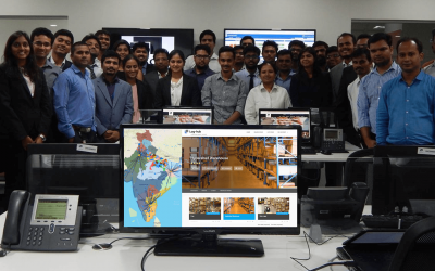 Digitalization of Supply Chains in India