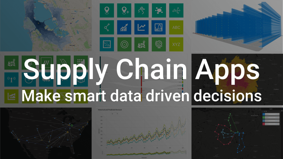 Log-hub • Supply Chain Apps • Smart Apps for Supply Chain
